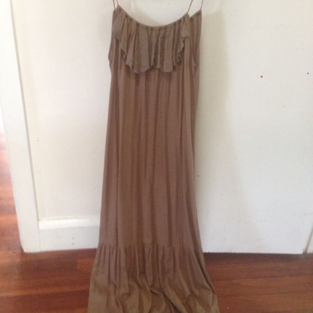 Seafolly Maxi Dress Size S