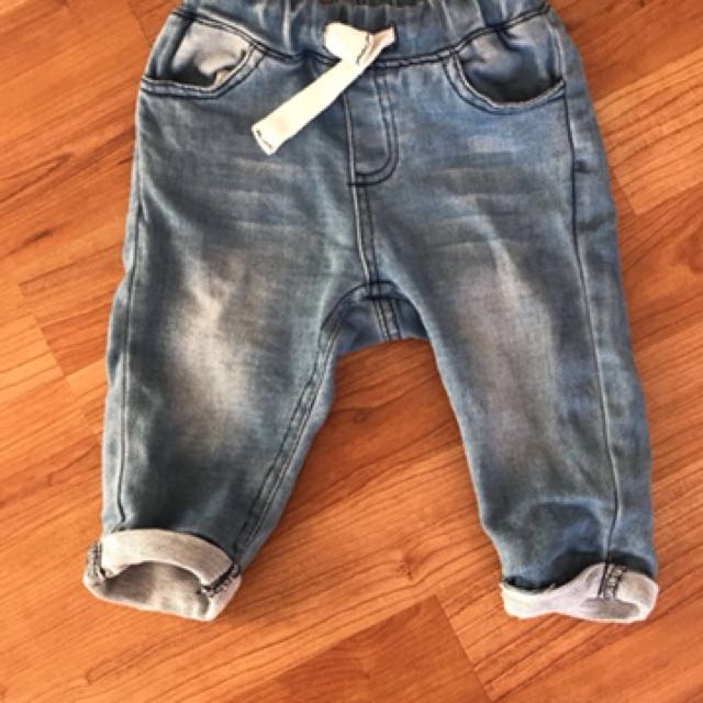 Seed 0-3 Months Jeans