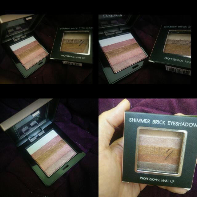 Shimmer Brick Eyeshadow