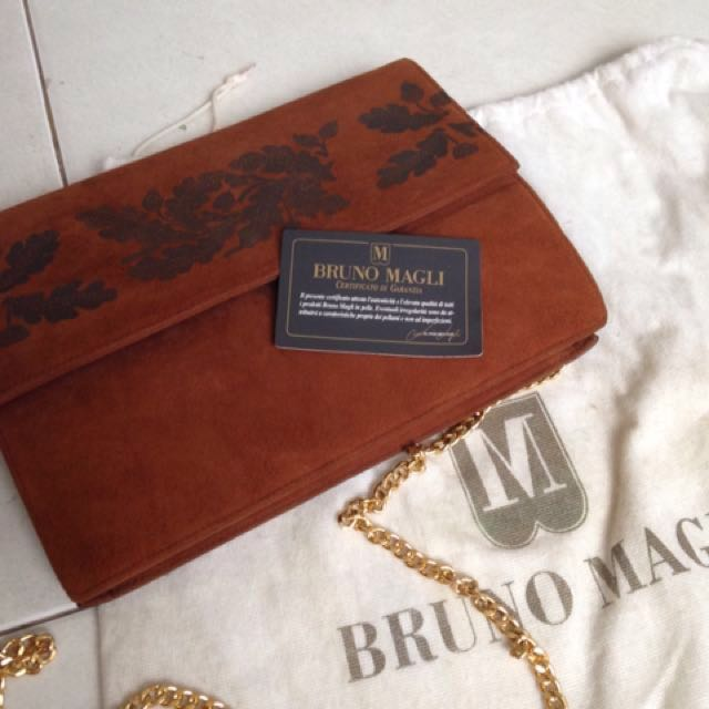 Sling bag bruno magli original