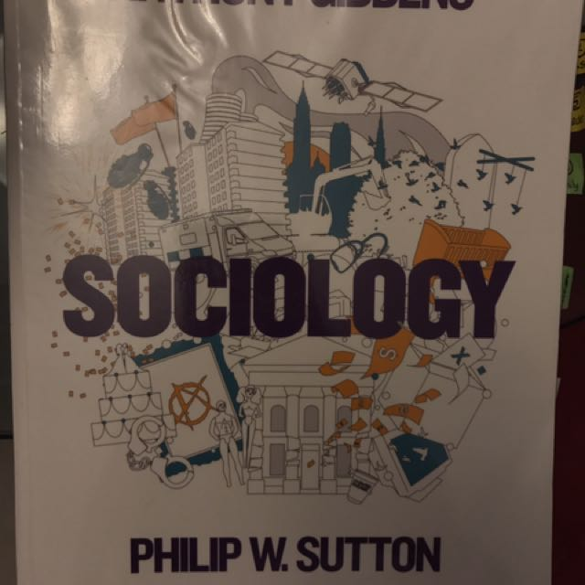 Sociology anthony giddens philip w sutton books stationery sociology anthony giddens philip w sutton books stationery textbooks on carousell fandeluxe Images