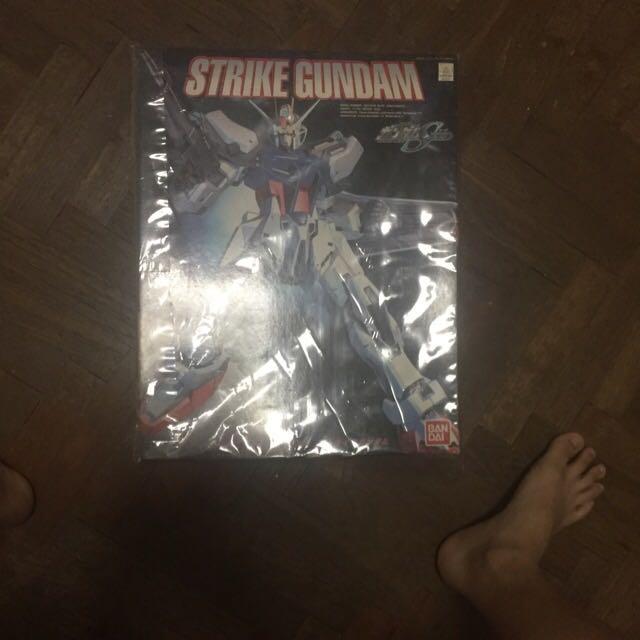 Strike gundam 1/60