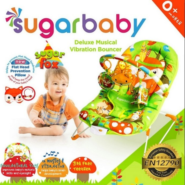 Brand NEW!!! Sugar baby bouncer