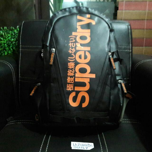 Superdry Classic Tarp Backpack