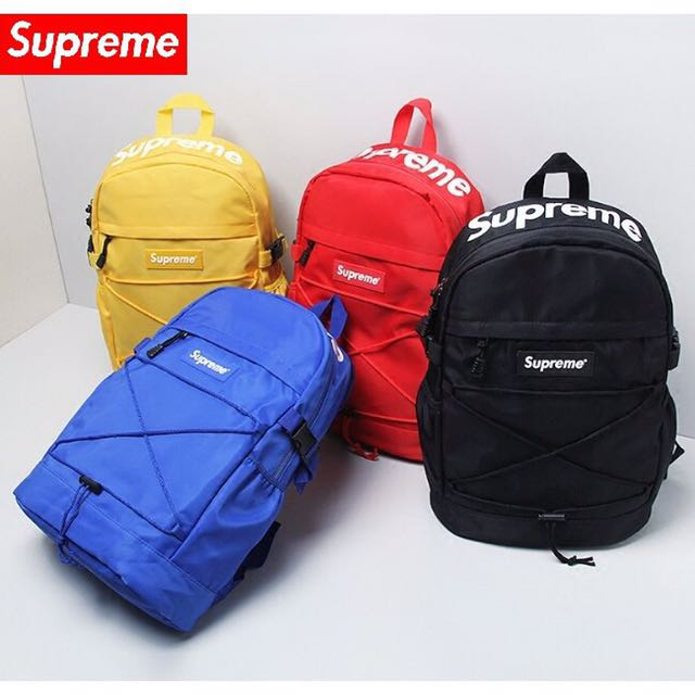 Supreme Backpack 210 Denier Cordura Men S Fashion Bags Wallets On Carou