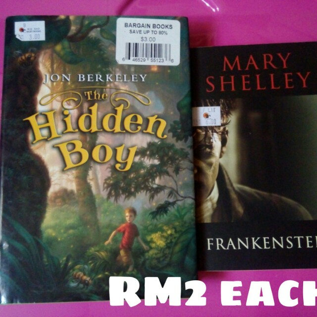The Hidden Boy & Frankenstein