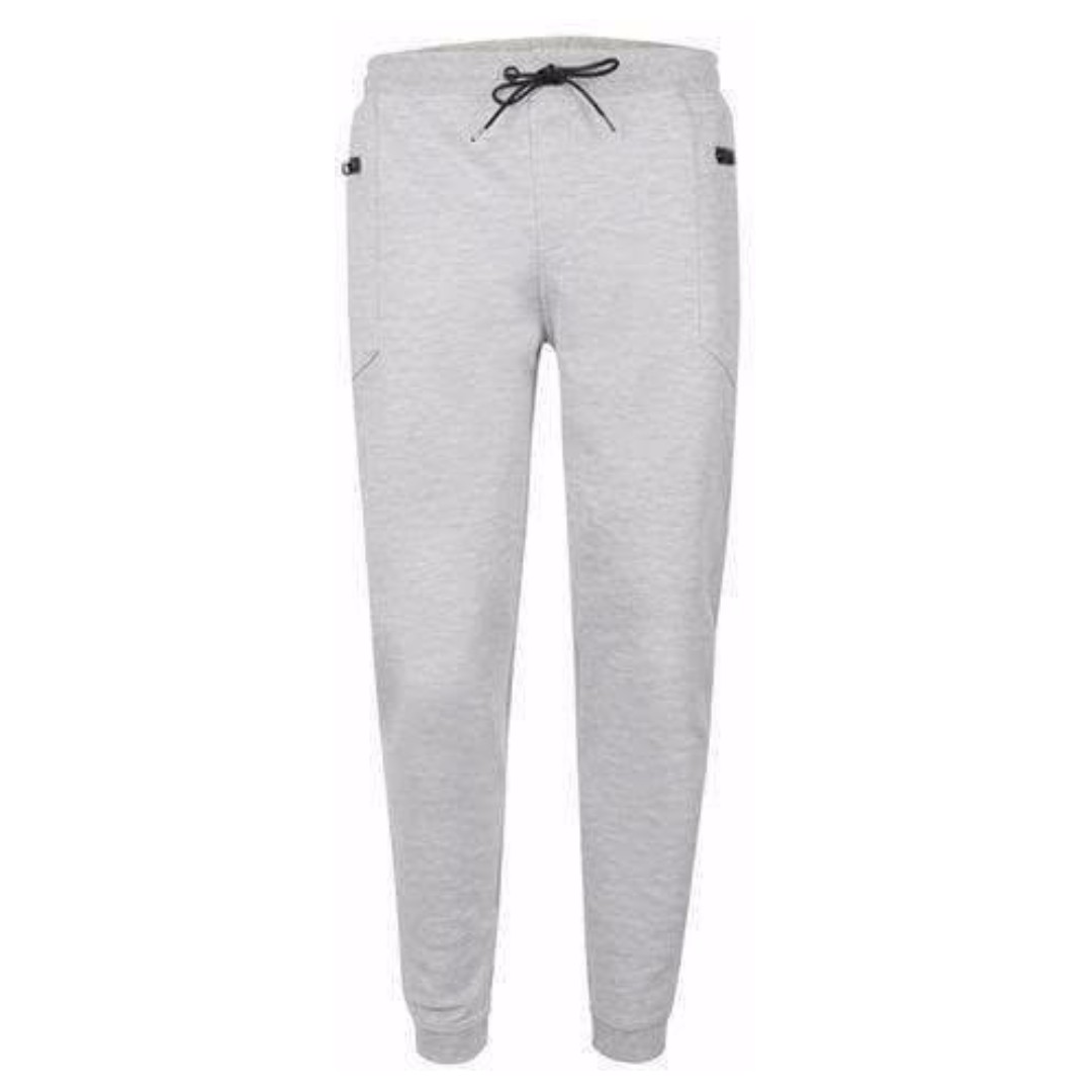 TOPMAN SUPER SKINNY LIGHT GREY JOGGER PANTS