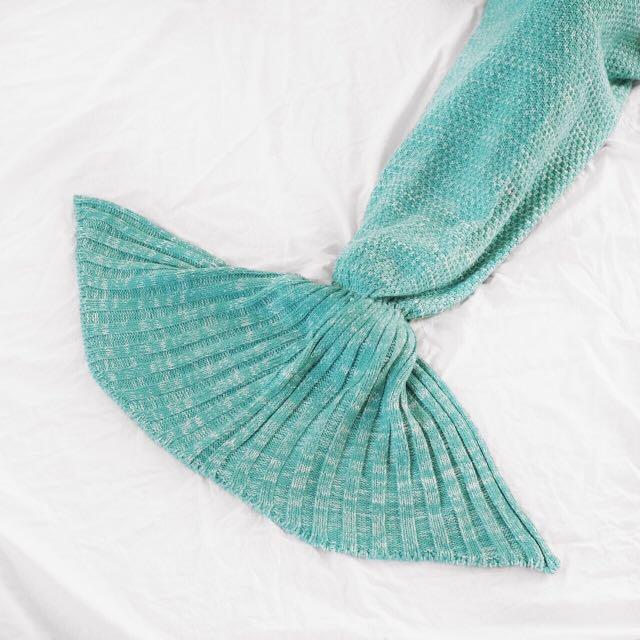 Tosca Mermaid Blanket / Selimut Mermaid