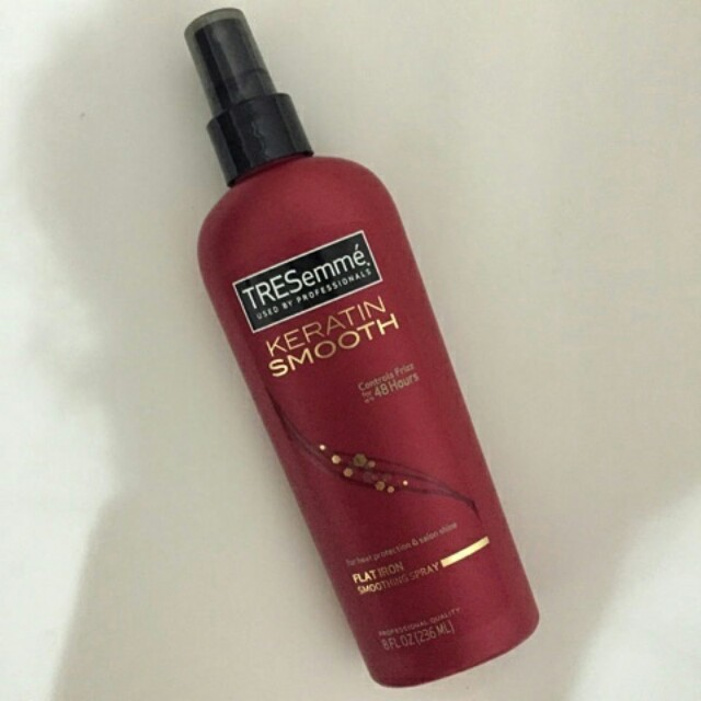 Tresemme Flat Iron Spray