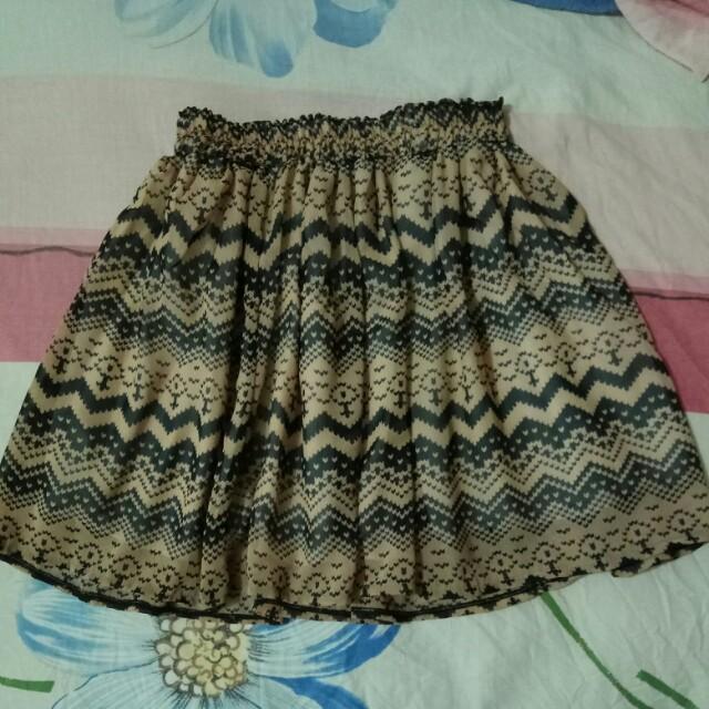 Tribal Skirt #midnightsale