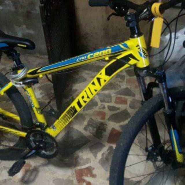 Trinx Mountain Bike | moving out sale
