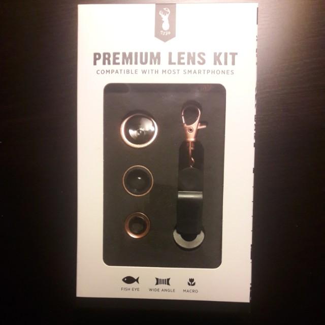 Typo Premium Lens Kit