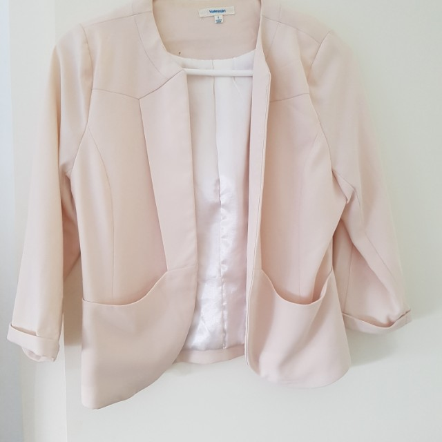 Valleygirl crop jacket - size 8