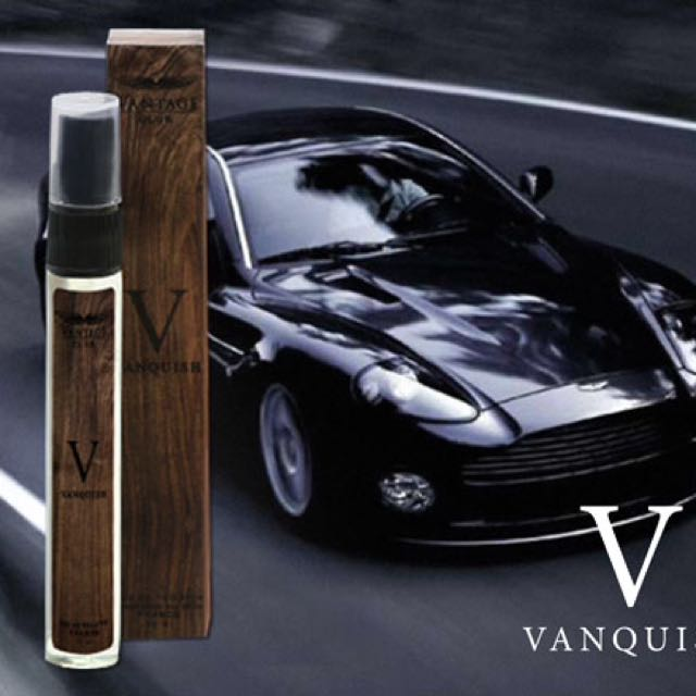 Vanquish Fragrance from France