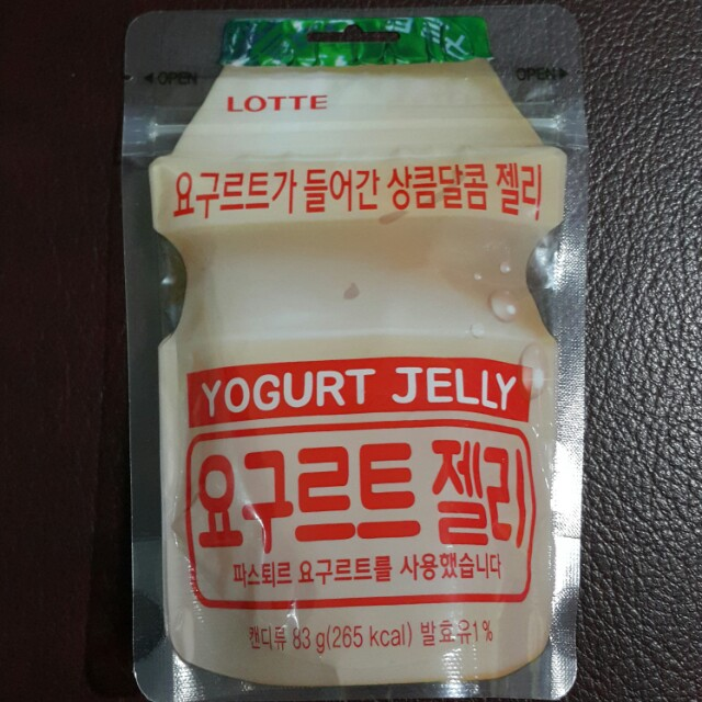 Yogurt Jelly Besar 83 gr