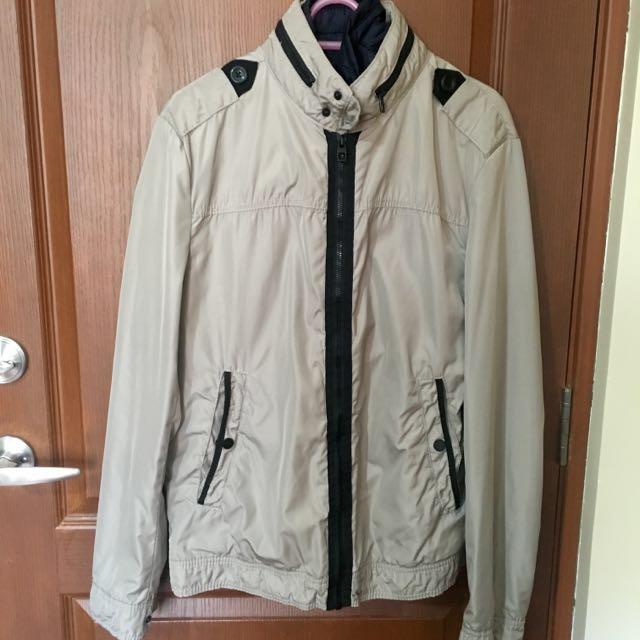Zara Beige Jacket