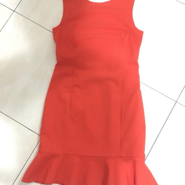 ZAra trf orens dress