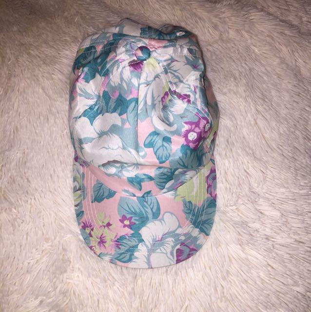 Zimmermann women's floral cap