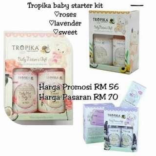 Tropika baby starter kit