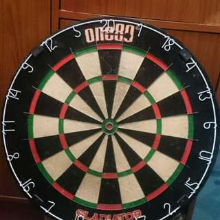 Gladiator (Dart Board)