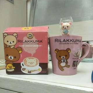 拉拉熊 甜蜜巧克力咖啡 馬克杯
