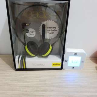 🚚 ELECOM 耳罩式耳機