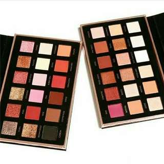 FOCCALURE EYESHADOWS 18 COLORS