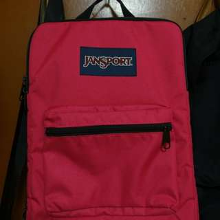 (REPRICED) Jansport Slim Laptop Backpack 15""
