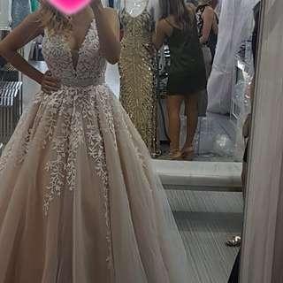 Designer Sherri Hill Dress