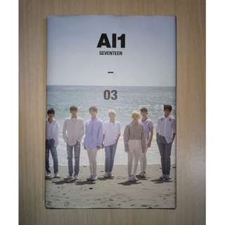 SEVENTEEN - 'Al1' Ver.2 Al1 [3] (4th Mini Album)