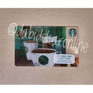 Starbucks Singapore Card