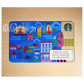 Starbucks Singapore Card