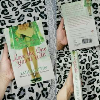 Love the One you're with *novel