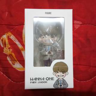 Wanna One (워너원) - 박지훈 (Park Ji Hoon) 4 Inch Figure + First Limited Poster