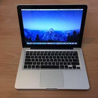 "Macbook Pro 13"" mid 2012 Negotiable"