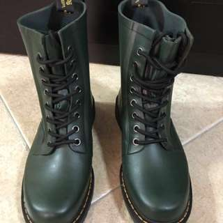 Dr Martens High Rubber Boots