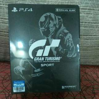 [NEW] GT Sport Collector Edition (Gran Turismo) PS4 Game