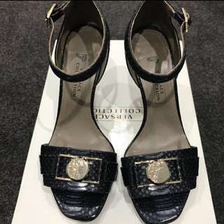 Authentic Versace High Heels Shoes