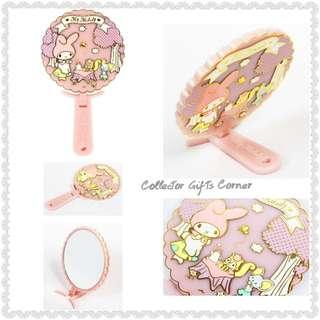 日本Sanrio My Melody Forest Design Series座檯手鏡
