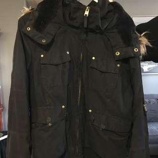 GARAGE winter coat