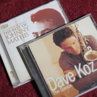 Johny Mathis and Dave Koz