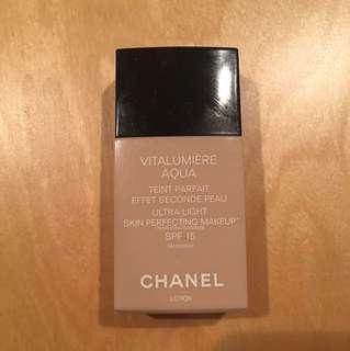 Chanel vita Lumiere aqua shade b20
