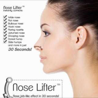 3D Nose Lifter