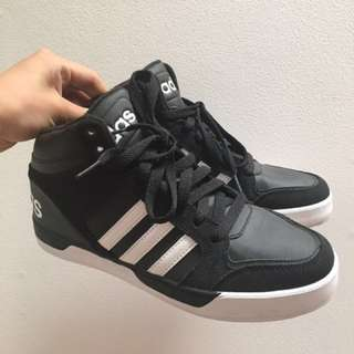 Adidas Neo Black Highly Tops