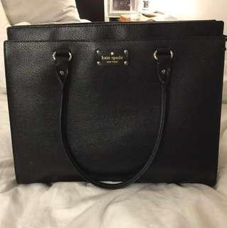 Kate Spade Black Bag / Briefcase