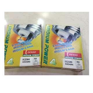 Denso Iridium Power Spark Plugs IK20