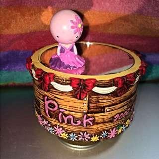 小米粉紅音樂盒