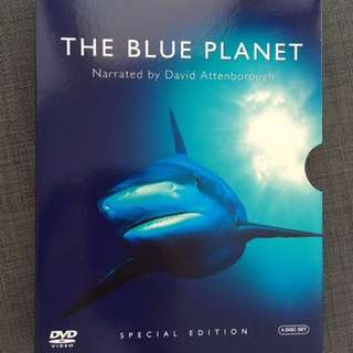 DVD BBC Earth The Blue Planet