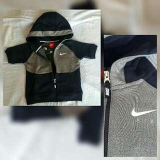 Brand New Nike Zip up shirt