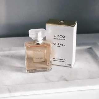 Brand New Chanel Coco Mademoiselle Eau de Parfum 50mL